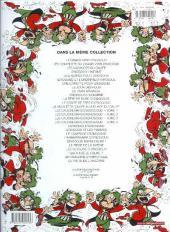 Verso de Iznogoud -4d2004- Iznogoud l'infâme