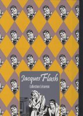 Verso de Jacques Flash (Taupinambour) -2- Jeux de mains jeux de vilains