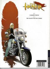 Verso de James Healer (en néerlandais) -2- De nacht van de cobra
