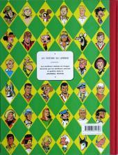 Verso de Jari -INT1- Jari et le Champion (Intégrale)