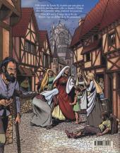 Verso de Jeanne de France