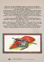 Verso de Jehan et Armor -4- Termes