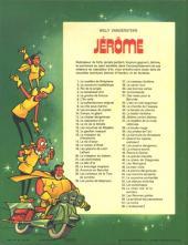 Verso de Jérôme -58- L'enlèvement