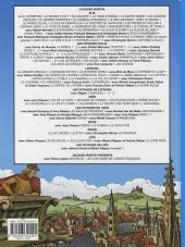 Verso de Jhen (Les voyages de) -7- Les templiers
