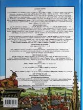 Verso de Jhen (Les voyages de) -8- Gilles de Rais