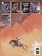 Verso de Jim Cutlass (Une aventure de) -5- Jusqu'au cou !