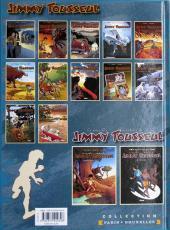 Verso de Jimmy Tousseul (Les nouvelles aventures de) -3- La croisière assassine