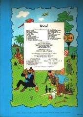 Verso de Jo, Zette et Jocko (Les Aventures de) -1B42- Le testament de M. Pump