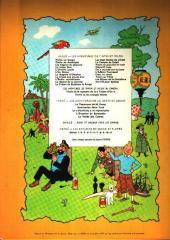 Verso de Jo, Zette et Jocko (Les Aventures de) -5B39- La vallée des cobras