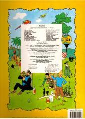 Verso de Jo, Zette et Jocko (Les Aventures de) -5B44- La vallée des cobras