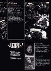 Verso de Jugurtha -4- L'île de la Résurrection