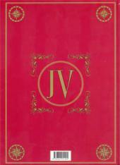 Verso de Jules Verne - Voyages extraordinaires -1- Hector Servadac - Partie 1/4 - Le cataclysme