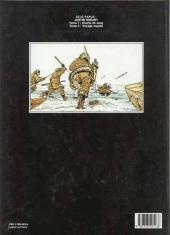 Verso de Justin Hiriart -2- Le voyage maudit