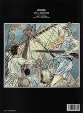 Verso de Justin Hiriart -5- Le navire de Satan