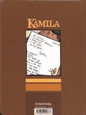 Verso de Kamila