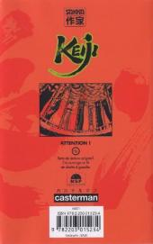 Verso de Keiji -10- Tome 10
