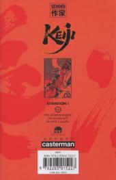 Verso de Keiji -9- Tome 9