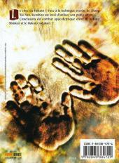 Verso de Ken: Fist of the blue sky -7- Tome 7
