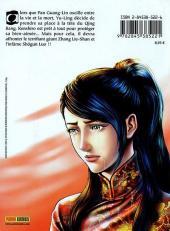 Verso de Ken: Fist of the blue sky -9- Tome 9