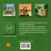 Verso de Les korrigans d'Elidwenn -3- Les Korils des bois