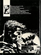 Verso de Kraken (Segura/Bernet) -1- Le monstre sous la ville