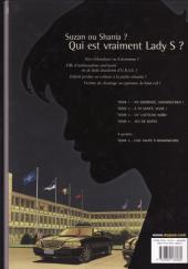 Verso de Lady S. -2b2008- À ta santé, Suzie !