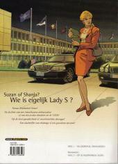 Verso de Lady S. (en néerlandais) -1- Na zdorovje, shanjoeska !