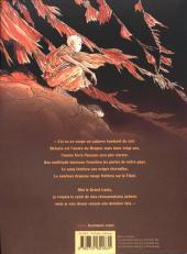 Verso de Le lama blanc -INT1- Première partie
