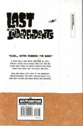 Verso de Last of the independents
