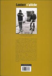 Verso de Lautner s'affiche