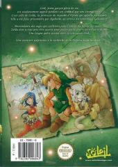 Verso de Legend of Zelda (The) -1- A link to the past