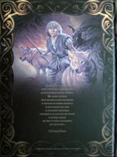Verso de Légende -1Cof- L'Enfant loup