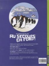 Verso de Léo & Léa -4- Au secours ça fond !