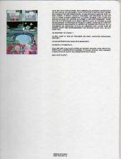 Verso de Les aventures de Gilbert Trigano -1- L'effet papillon