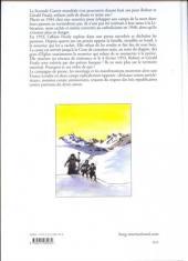 Verso de Les enfants cachés - L'affaire Finaly