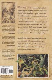 Verso de Lovecraft (Breccia, 2004) - Lovecraft