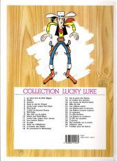 Verso de Lucky Luke -16e06- En remontant le Mississippi