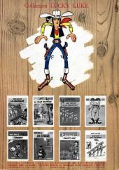 Verso de Lucky Luke -19b1969- Les rivaux de Painful Gulch