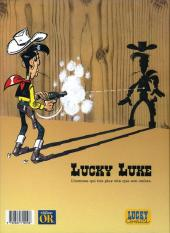 Verso de Lucky Luke -39Or- Chasseur de primes