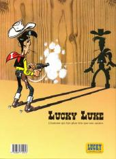 Verso de Lucky Luke -41b00- L'héritage de Rantanplan