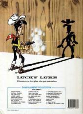 Verso de Lucky Luke -47a86- Le magot des Dalton