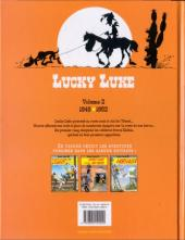 Verso de Lucky Luke (Intégrale Dupuis/Dargaud) -2b08- Volume 2 - (1949-1952)