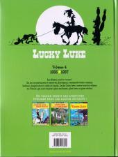 Verso de Lucky Luke (Intégrale Dupuis/Dargaud) -4b09- Volume 4 - (1956-1957)