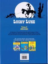 Verso de Lucky Luke (Intégrale Dupuis/Dargaud) -6b09- Volume 6 - (1959-1960)