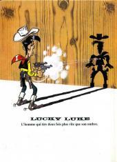 Verso de Lucky Luke (Pub et Pastiches) -8Esso- Phil Defer