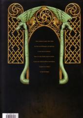 Verso de Merlin - La quête de l'épée -1- Prophétie