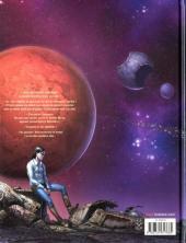 Verso de Messiah Complex -1- Les enfants du Destin