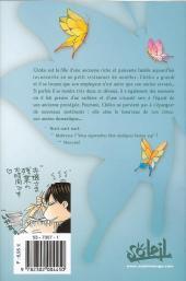 Verso de Ma petite Maîtresse -2- Tome 2