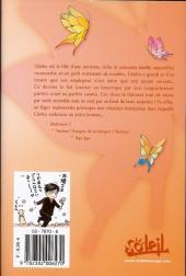 Verso de Ma petite Maîtresse -4- Tome 4