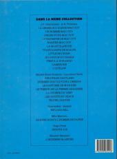Verso de Mac Coy -4b85- Le triomphe de Mac Coy